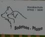 """..... auf dem schönen Gelände der \""""Bodensee-Pfoten\"""""""