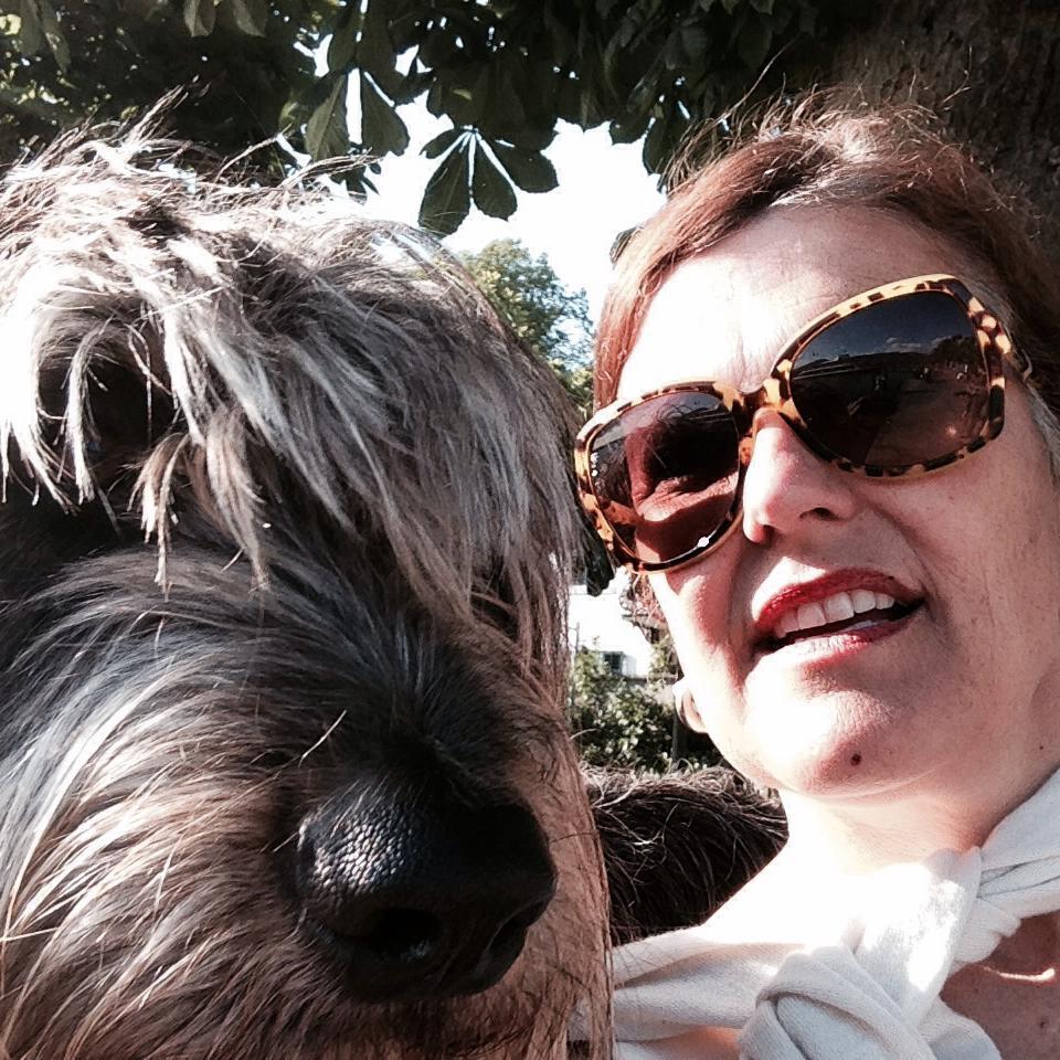 Carla u. Rita auf dem Jakobsweg Juni 2014